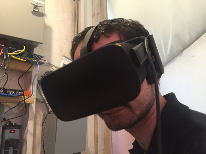 VR for Space
