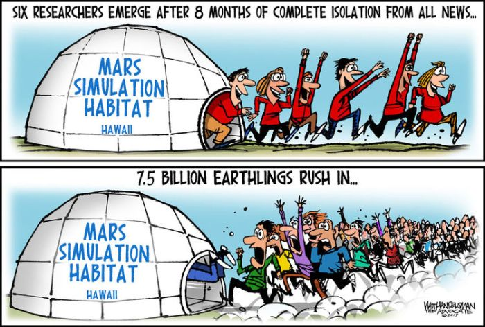 HISEAS Cartoon